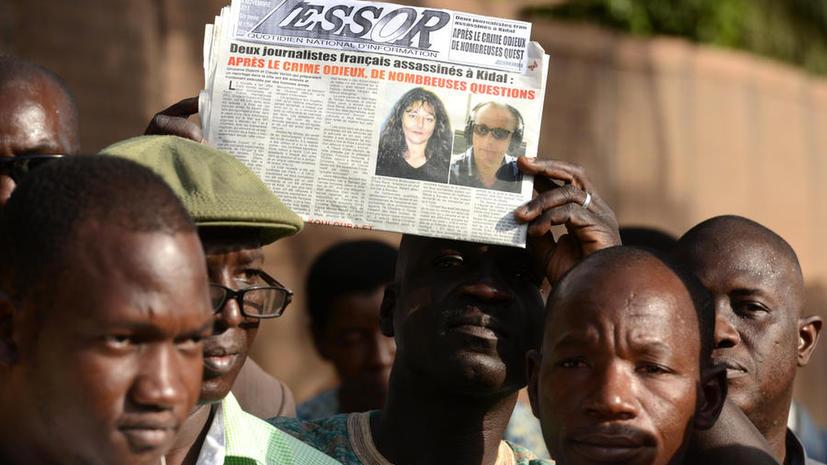 Установлена личность человека, организовавшего похищение французских журналистов в Мали
