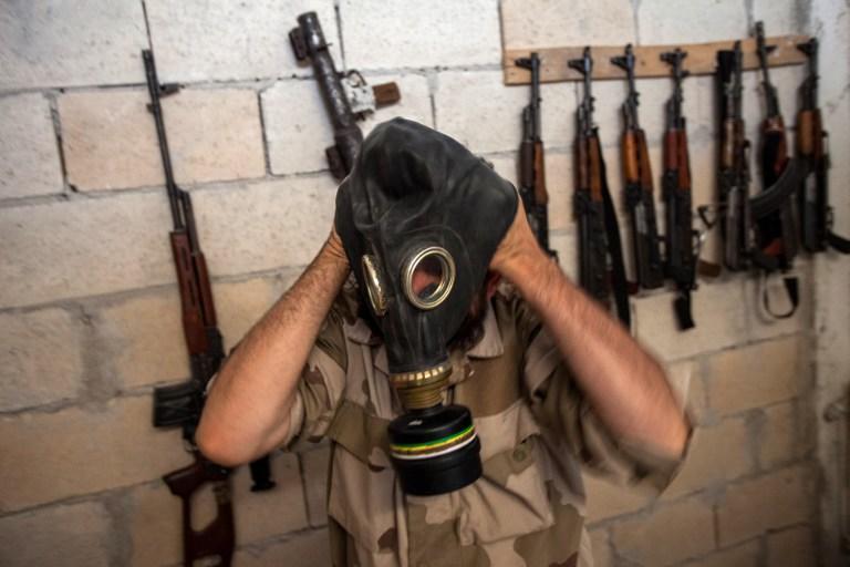 МИД России: 200 мирных жителей служат «живым щитом» сирийским боевикам
