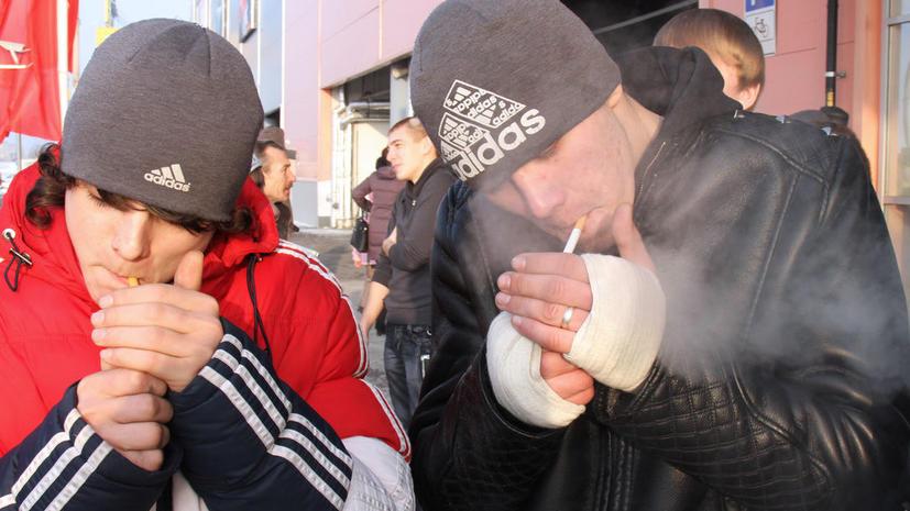 Владимир Путин подписал закон о запрете курения в общественных местах