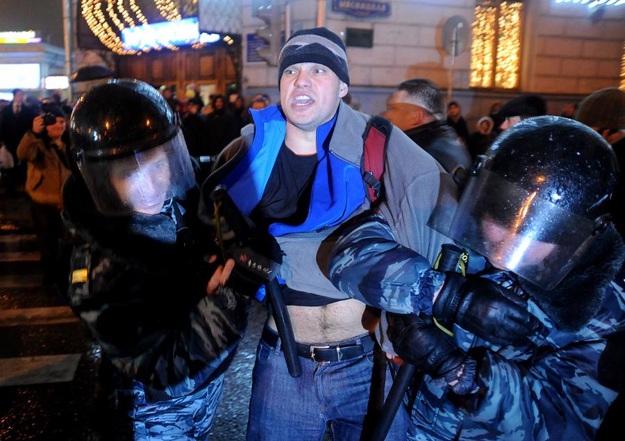 Мосгордума запретила в Москве одиночные пикеты с единой идеей