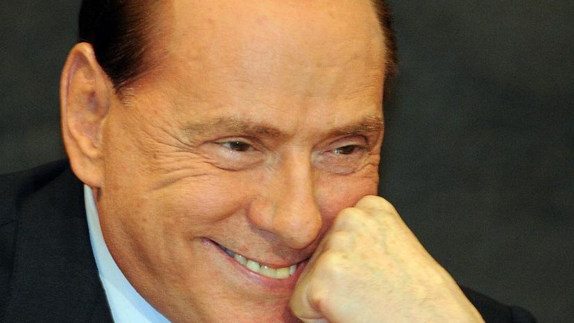Берлускони возвращается в большую политику