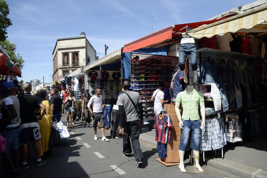 Исследование: Французам невыгодно покупать отечественные товары