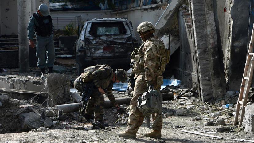 В результате теракта в Кабуле погибли постпред Международного валютного фонда и 4 сотрудника ООН