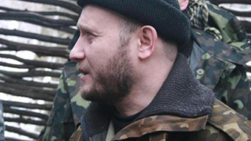 Лидер украинских националистов, объявленный Россией в розыск, метит в президенты