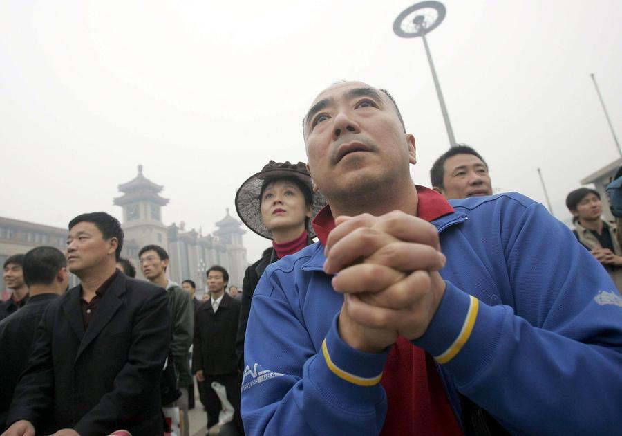 Китай запустил в космос подозрительную ракету