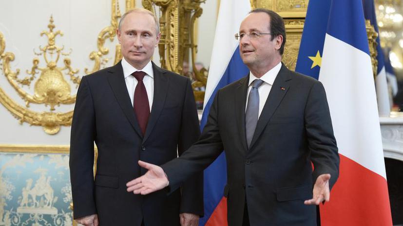 Французские СМИ рассказали, почему европейским политикам далеко до Владимира Путина