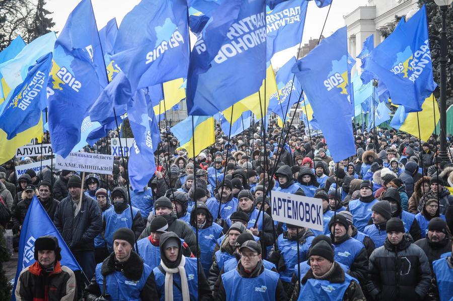 Социологи: Более 80% украинцев остались в стороне от «евромайдана»