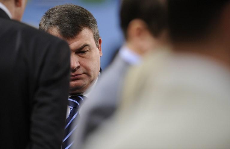 Алексей Пушков: Сердюков должен был сам подать в отставку