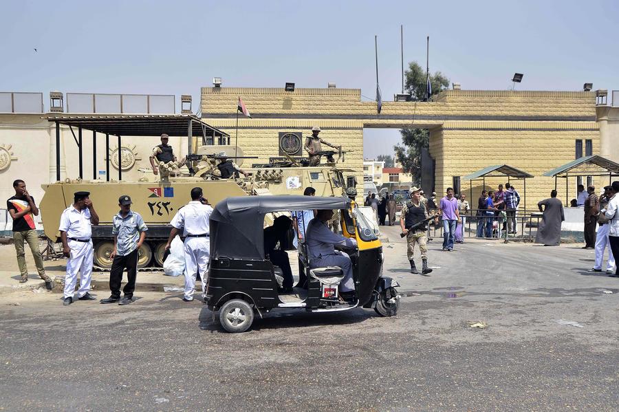 Гражданин США повесился в египетской тюрьме