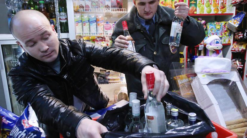 В Москве изъято 100 тыс. единиц элитного алкоголя сомнительного происхождения