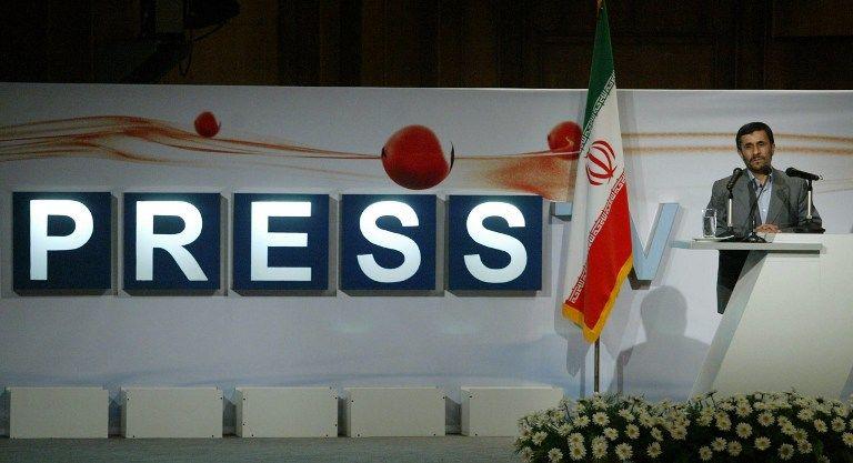 Американцы отключили от спутника иранский канал Press TV