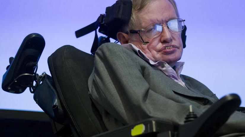 Стивен Хокинг: Искусственный интеллект представляет угрозу для человечества