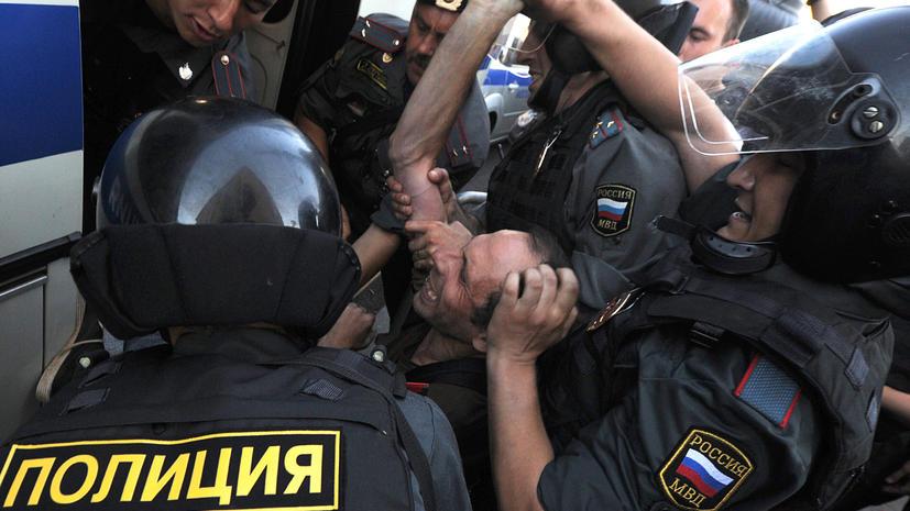 Лидеры российской оппозиции выполняли приказы грузинского политика