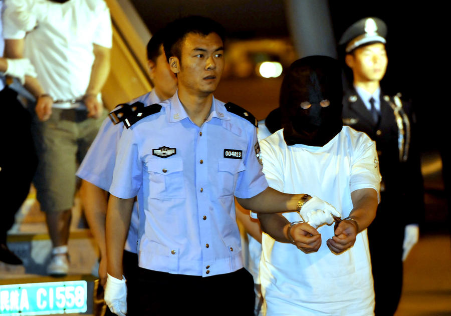 В Китае по обвинению в шпионаже арестованы британец и американка