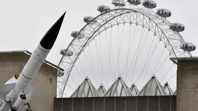 СМИ: Великобритания может разместить у себя американские ракеты, чтобы послать «сигнал» России