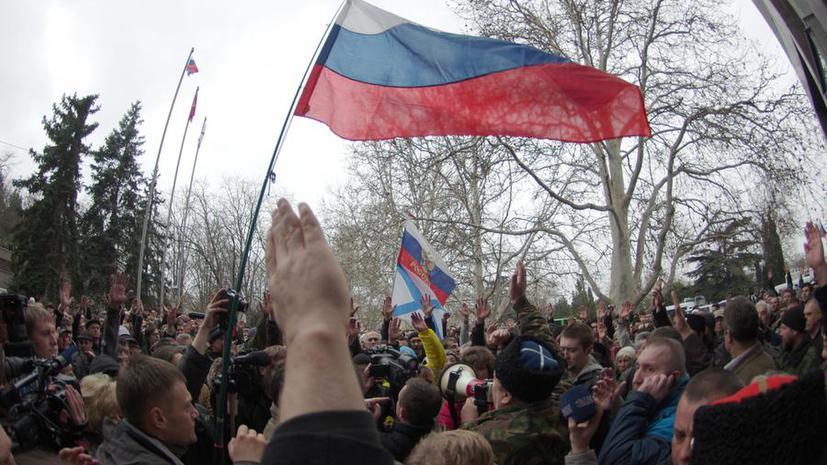 Вице-премьер Крыма: Самопровозглашённое правительство Украины заблокировало счета госказначейств автономии