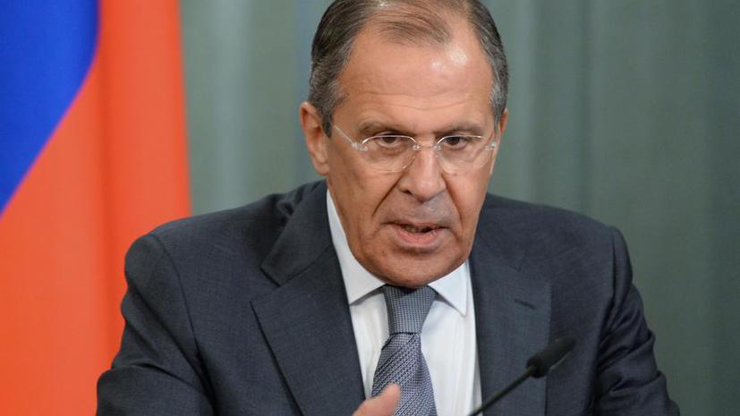 Сергей Лавров: Совбез ООН обязан высказаться за объективное расследование катастрофы Boeing 777