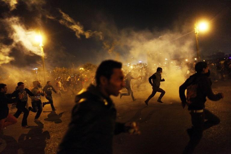 После низложения Мухаммеда Мурси в Египте начались уличные столкновения: 32 погибших, более 100 раненых