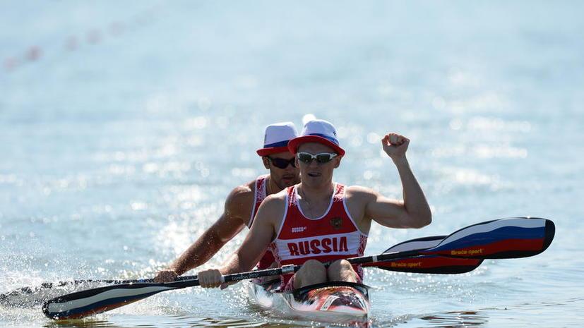 Россия досрочно победила на Универсиаде в Казани