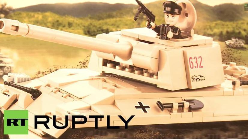 Польский производитель игрушек с нацистской символикой отказывается изымать их из продажи