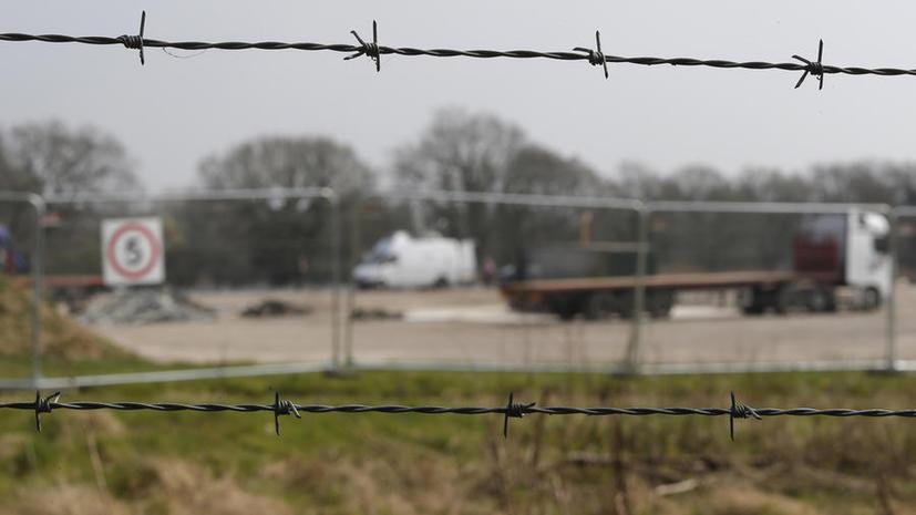 СМИ: Эстония потратит более €70 млн на сооружение стены на границе с Россией
