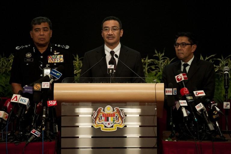Эксперты: Последний сигнал от малайзийского Boeing пришёл уже во время катастрофы