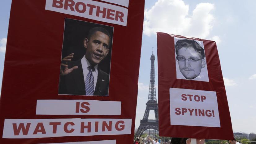WikiLeaks: США направили в Исландию запрос об экстрадиции Сноудена