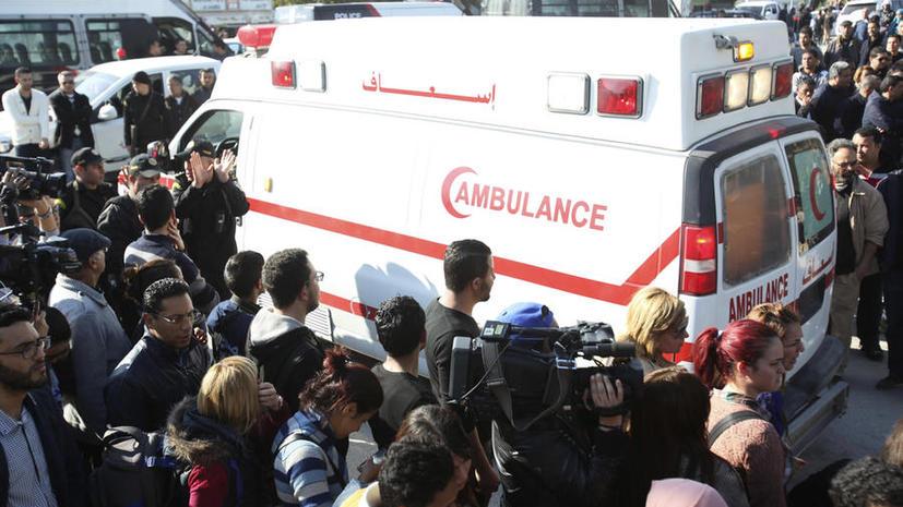 В результате теракта в Тунисе погибла россиянка
