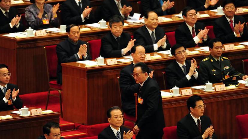 Бывший глава службы безопасности Китая арестован по обвинению в коррупции