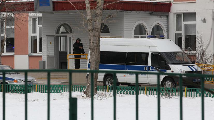 Отцу подростка, убившего двух человек в московской школе, грозит уголовное наказание
