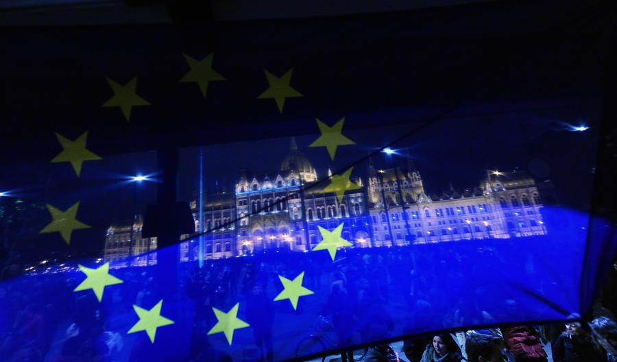 Санкционный список ЕС пополнили ещё 13 представителей Донбасса