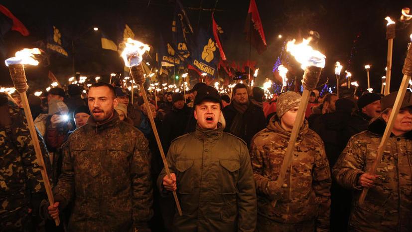 Немецкие СМИ: «Правый сектор» взялся за режим Петра Порошенко