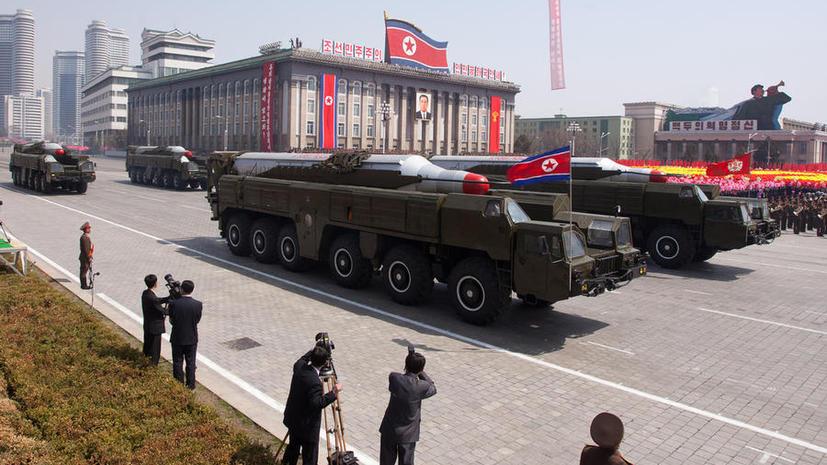Cеверокорейские баллистические ракеты перестали подавать сигнал