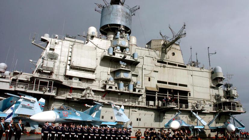 Ливанский Бейрут станет временной базой ВМФ России