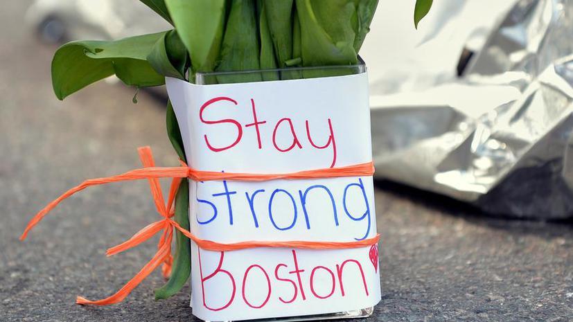 Спецслужбы США покажут фото бостонского террориста