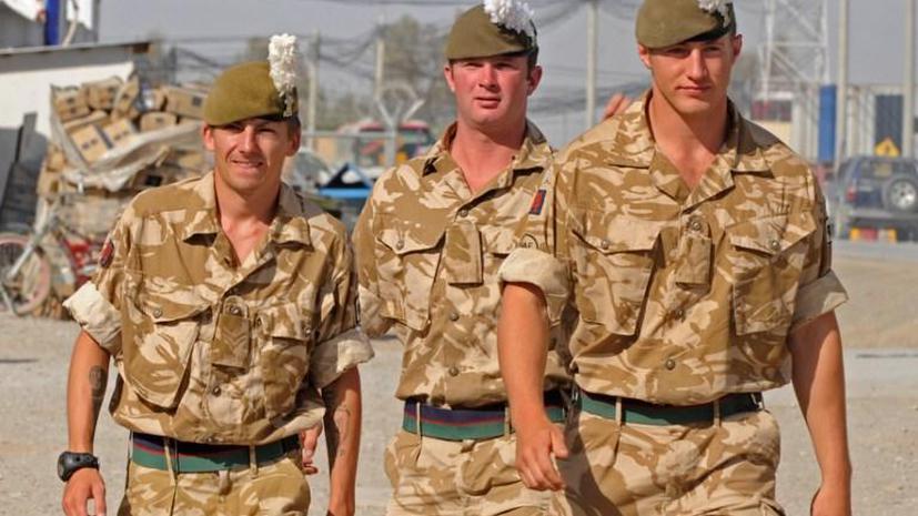 Доклад: войны в Ираке и Афганистане стали стратегической ошибкой Великобритании