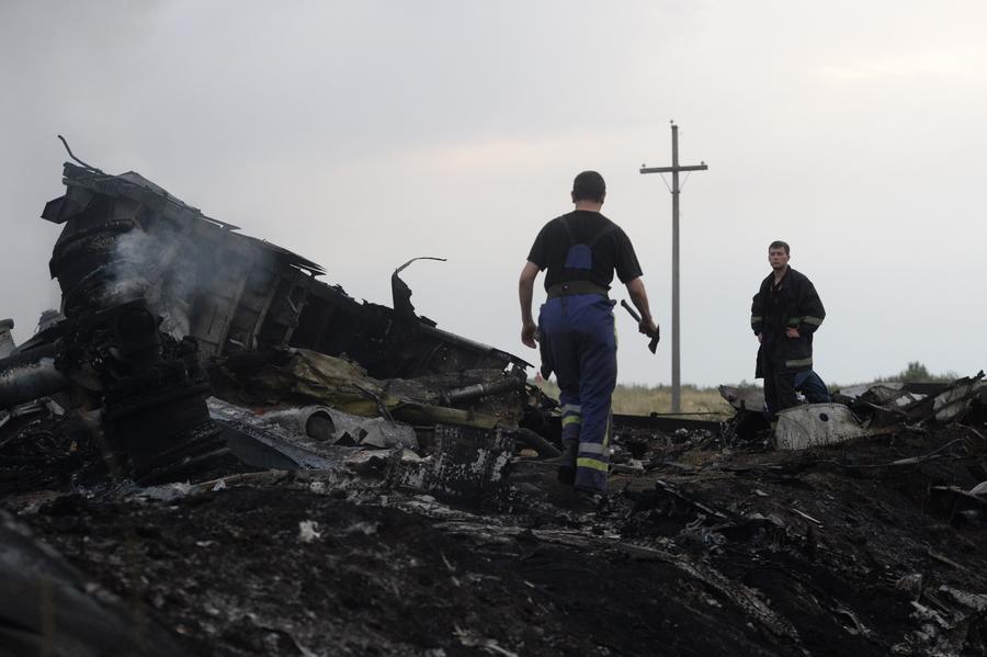 Представитель ополчения ДНР отрицает подлинность аудиозаписи переговоров о сбитом самолёте