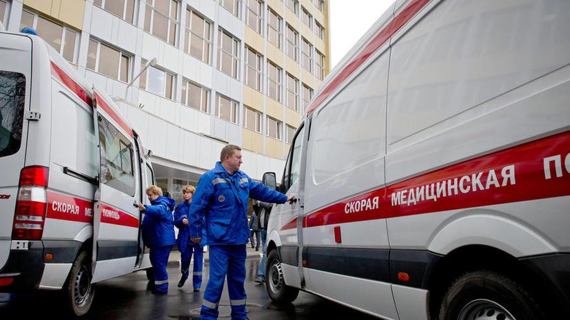 СК: Москва закупила подержанные «скорые»