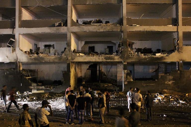 Кузена Каддафи приговорили к смертной казни