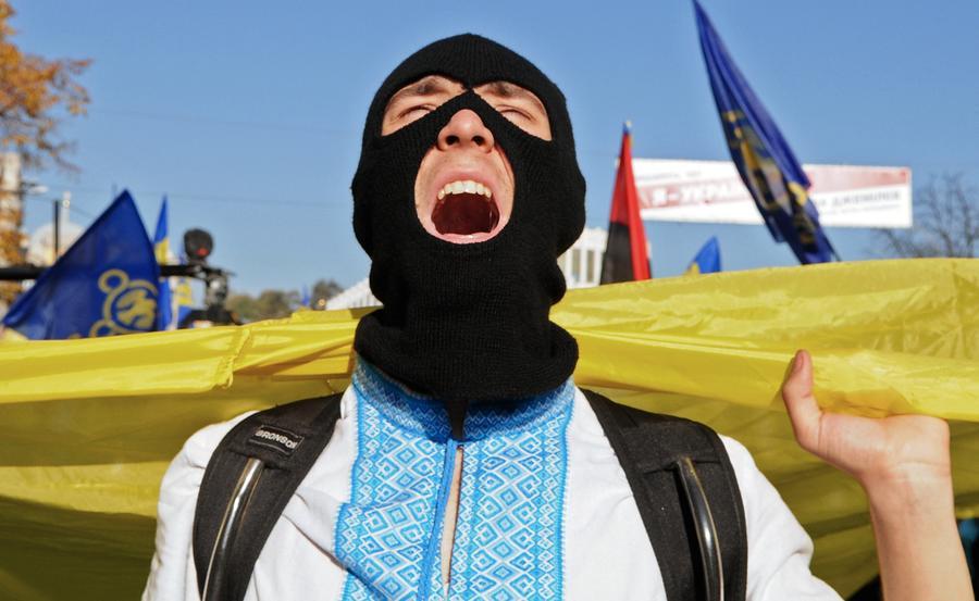 День защитника Украины: В годовщину образования УПА украинцы впервые отмечают национальный праздник