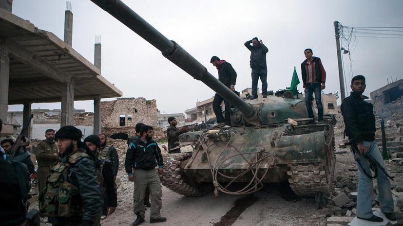 ООН: большинство сирийских оппозиционеров не верят в демократию