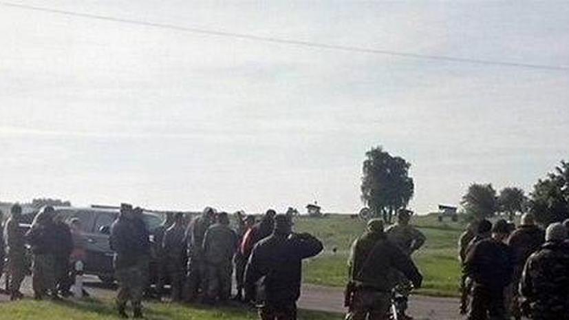 СМИ: Сотни украинских военных бунтуют на Яворовском полигоне, где проходят совместные учения с США