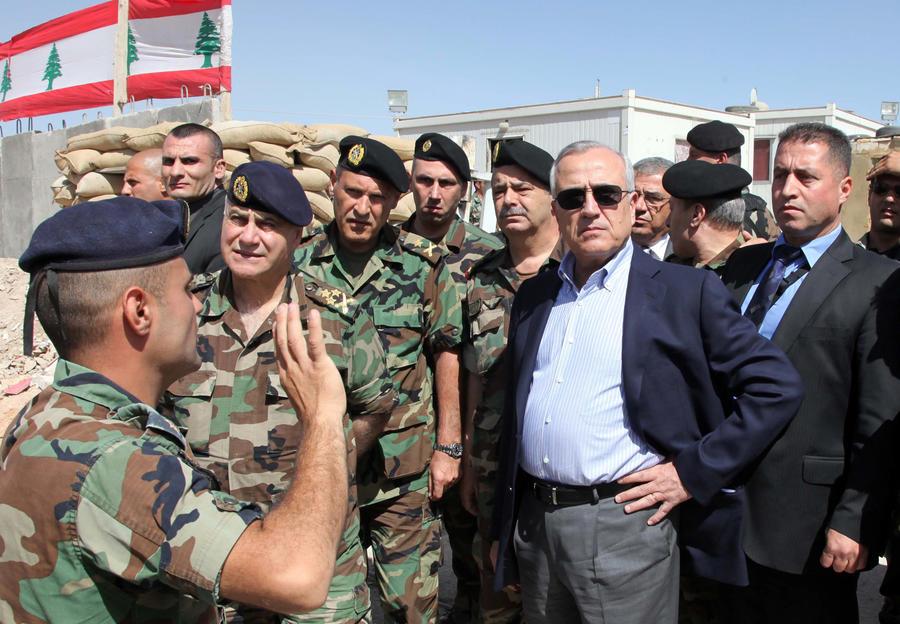 Ливан пожаловался в Совбез ООН  на полёты израильской авиации