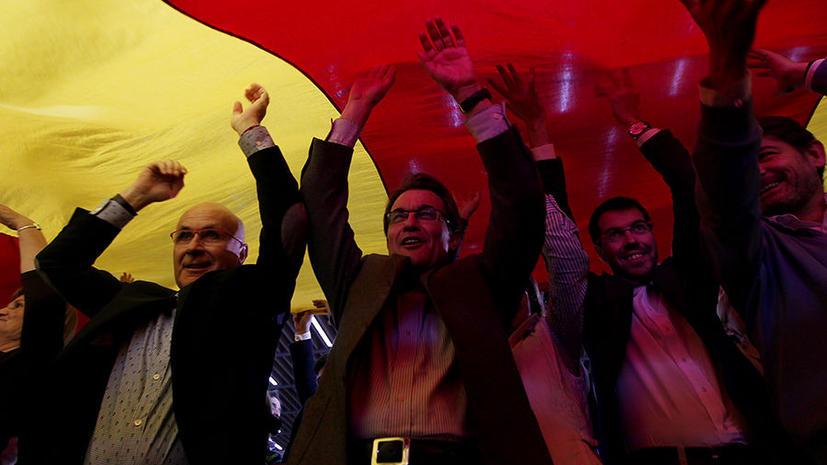 Каталония просит у Испании €9 млрд