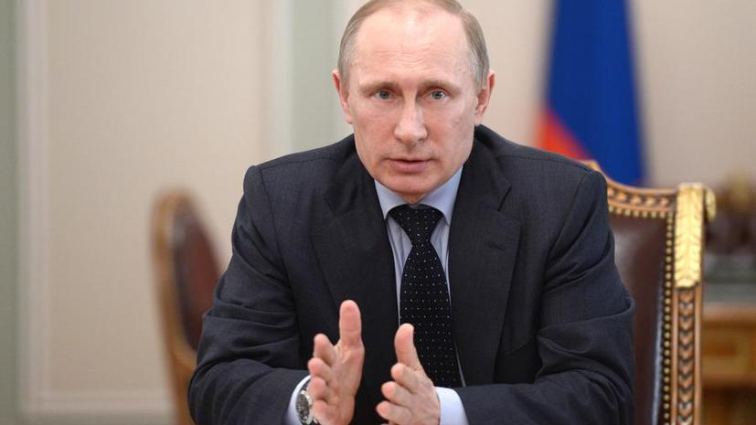 Владимир Путин включил Крым и Севастополь в состав Южного военного округа
