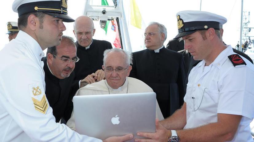 В Ватикане запустили индульгенции через Twitter