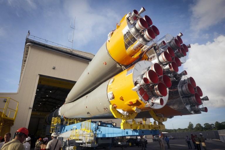 Arianespace и Роскосмос подписали контракт на поставку семи российских «Союзов» на $400 млн