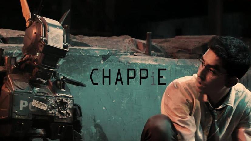 «Робот по имени Чаппи»: о технологиях, бандитах и семье