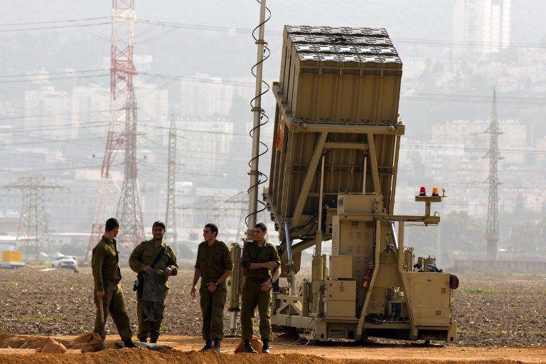 Израиль разместил батарею ПРО «Железный купол» рядом с сирийской границей