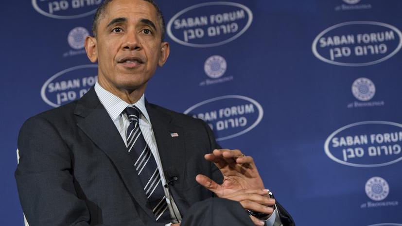 Обама оценил вероятность достижения окончательного соглашения с Ираном как 50 на 50